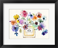 Framed Perfume Bouquet