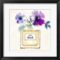 Framed Pour Elle I