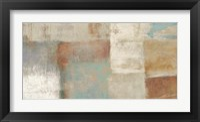 Framed Velvet Desert