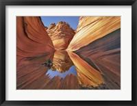 Framed Wave in Vermillion Cliffs, Arizona