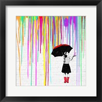 Framed Expecting Colors