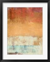 Framed Afternoon Seaside