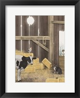 Framed Uncle Sammy's Barn