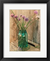 Framed Country Chives