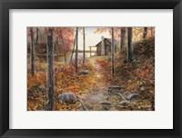 Framed Whispers of Autumn