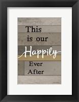Framed Happily Ever After
