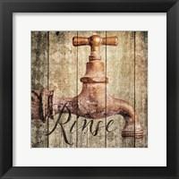 Framed Rinse