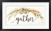 Framed Gather