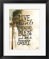 Framed Live, Travel, Adventure