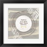 Framed Family is a Gift