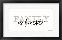 Framed Family is Forever