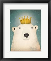 Framed Polar King