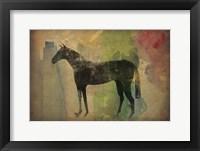 Framed Cheval Noir v2