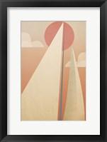 Framed Sails VI
