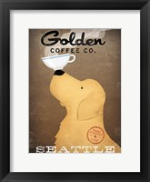 Framed Golden Coffee Co