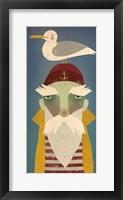 Framed Fisherman VIII
