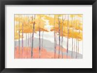 Framed Late Wood
