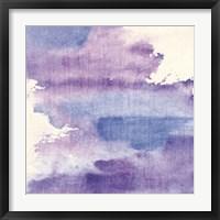 Framed Purple Haze I