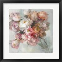 Framed Blush Bouquet