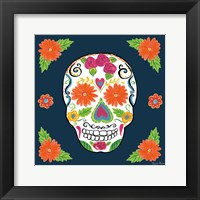 Framed Day of the Dead I