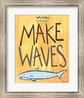 Framed Make Waves IV