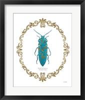 Framed Adorning Coleoptera VIII