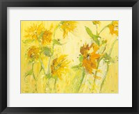 Framed Your Sweet Orange Flowers
