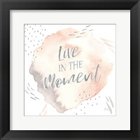 Wonderful World V Framed Print