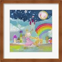 Framed Magical Kingdom
