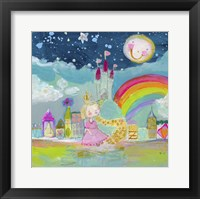 Framed Magical Kingdom