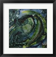 Framed Earth Wave