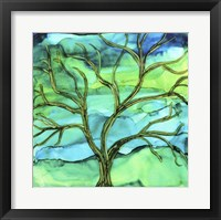 Framed Healing Tree