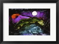 Framed Midnight Sky