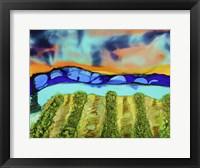 Framed Mountain Vineyard