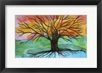 Framed Tree of Joy