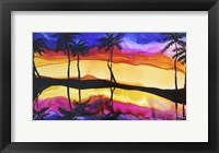 Framed Tropical