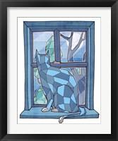 Framed Window Watcher