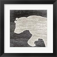 Framed Good Night Bear