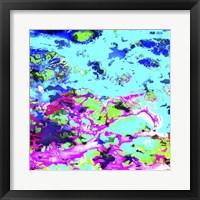 Framed Bright Scarf 2