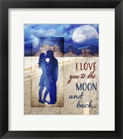 Framed Love Signs V3