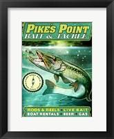 Framed Pike