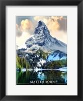 Framed Matterhorn