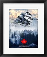 Framed Canada 150