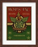 Framed Hop's Inc