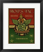 Framed Hop's Inc