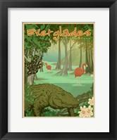 Framed Everglades