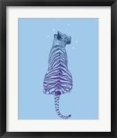 Framed Tiger Wonder
