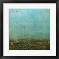 Framed Ocean Floor