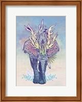 Framed Spirit Elephant