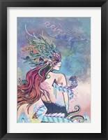 Framed Last Mermaid